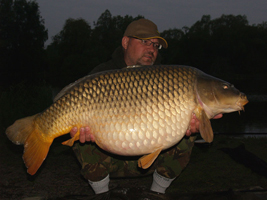 carp fishing Lakes for sale in france